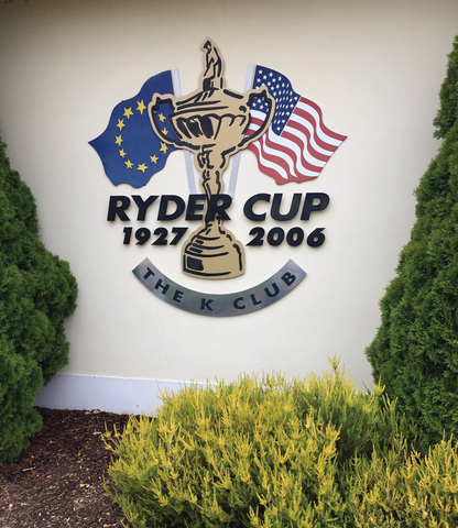 Remembering the Ryder Cup at the K-Club