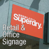 Retail & Office Signs