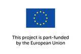 EU Part funded by sign