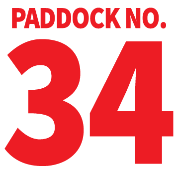 Paddock Sign Numbers