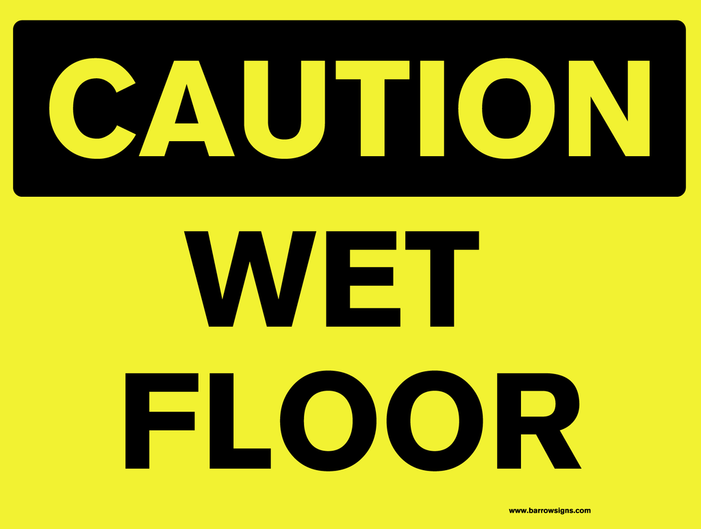 products dafd corrugated mojado stock or wet sign sticker floor plastic cuidado caution piso