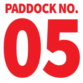 Paddock 5 - Paddock Marking Signs - Available for sale on line at www.signsonline.ie