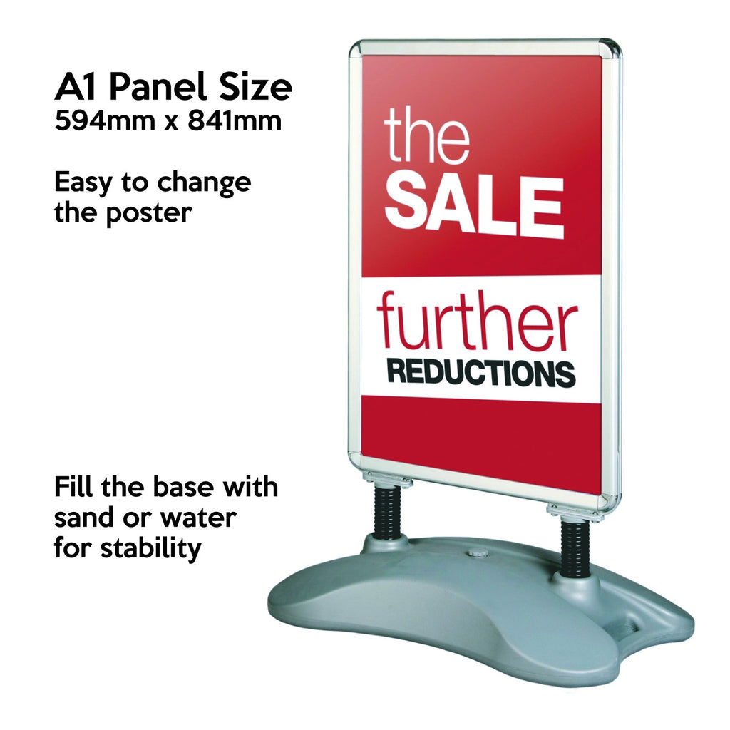 Pavement Signs DONE DEAL SPECIAL April / May 2016