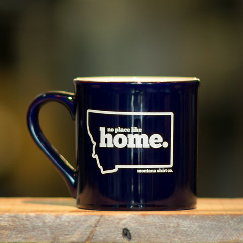Montana Shirt Co. Ceramic Camp Mug - The Northern Boutique in Billings MT