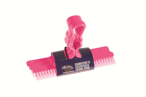 Exhibitor Essentials Plastic Comb