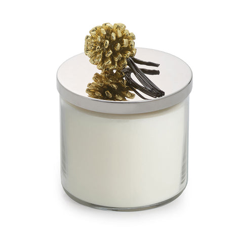Pine Cone Scented Candle