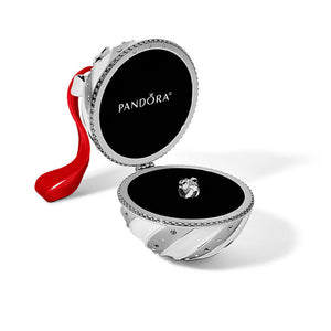 PANDORA 2018 Exclusive Holiday Charm & Ornament - Inspired by the Radio City Rockettes