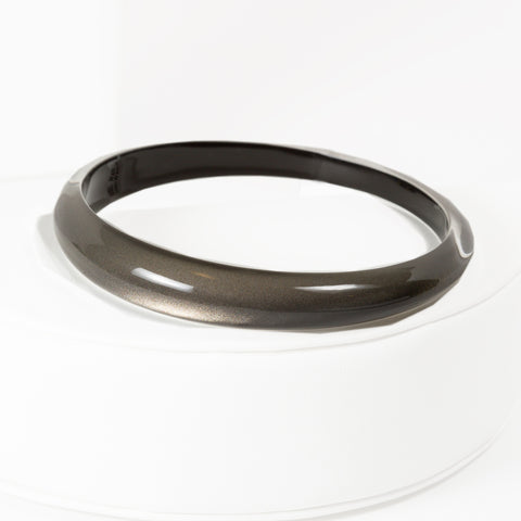 "Lucite ""Ash"" Stacking Bangle"