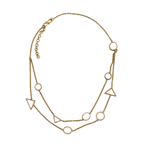 Calder 2-Layer Necklace