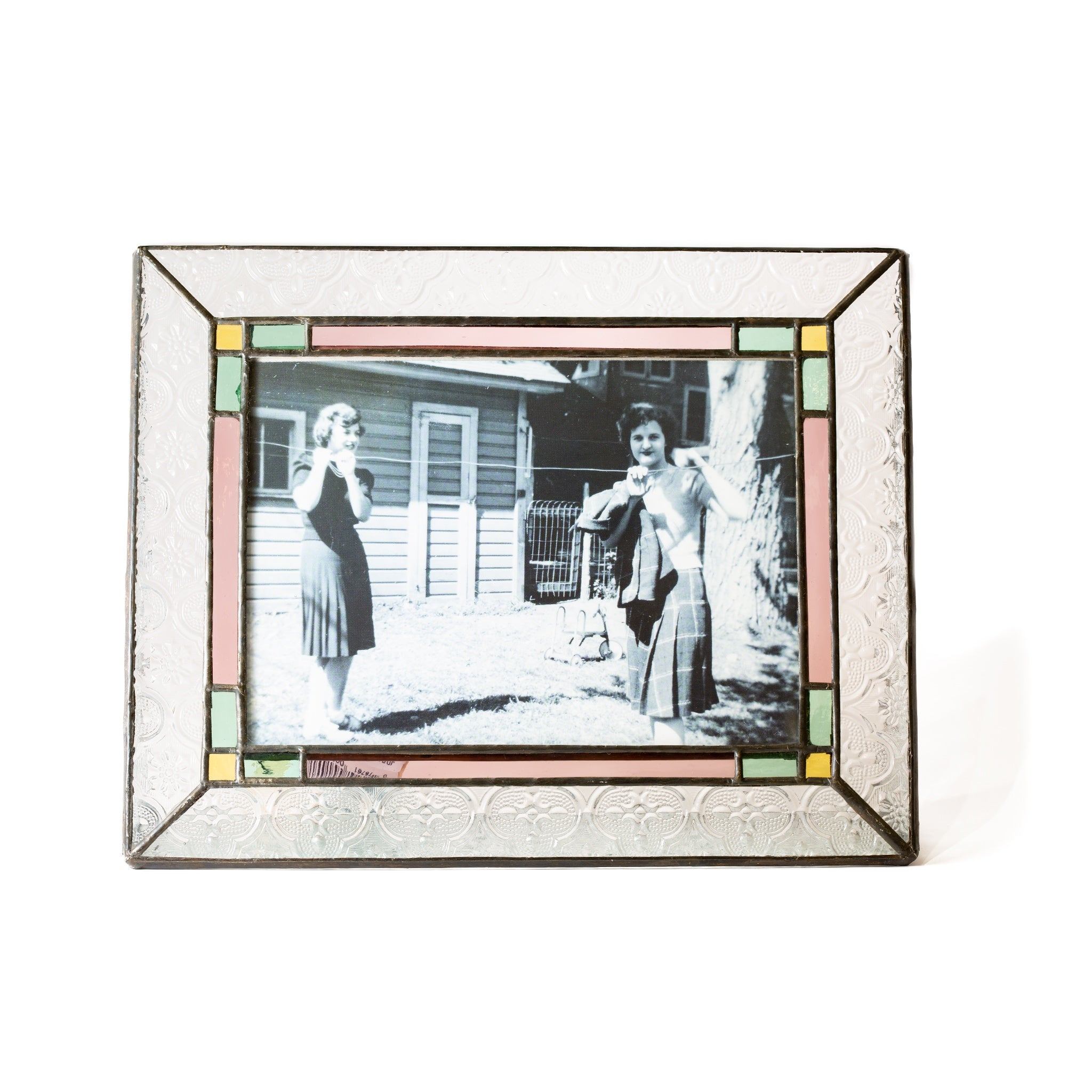 Multicolored Picture Frame 5 x 7 Horizontal