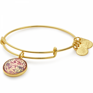 Alex and Ani Celebrate Today Charm Bangle | American Cancer Society