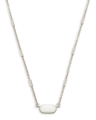 Debra Choker Necklace In Silver