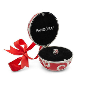 PANDORA 2017 Exclusive Holiday Charm & Ornament - Inspired by the Radio City Rockettes
