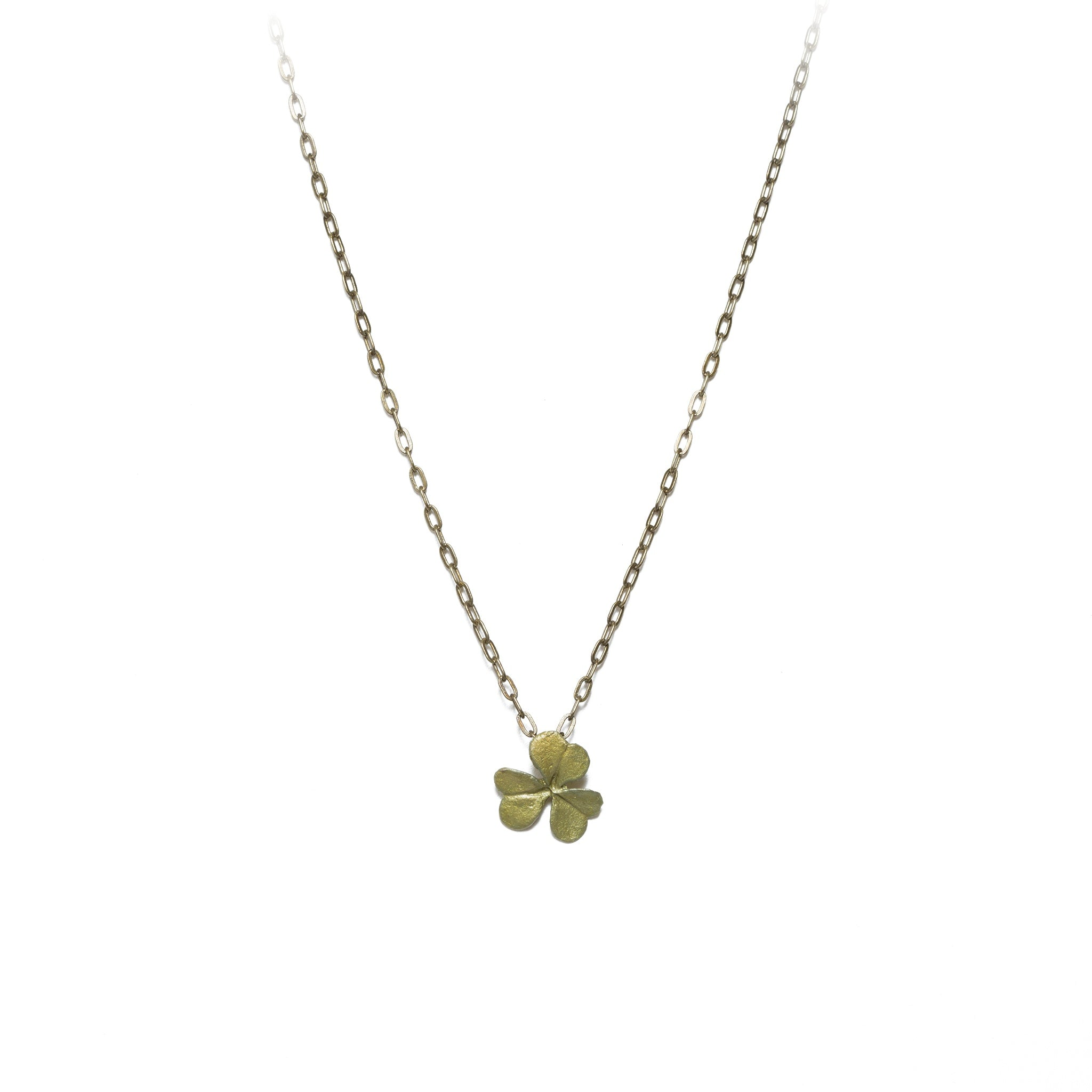 Clover Leaf Necklace