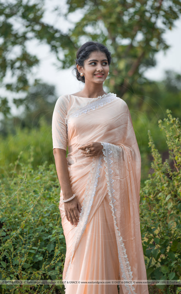 Gentle Deer Saree