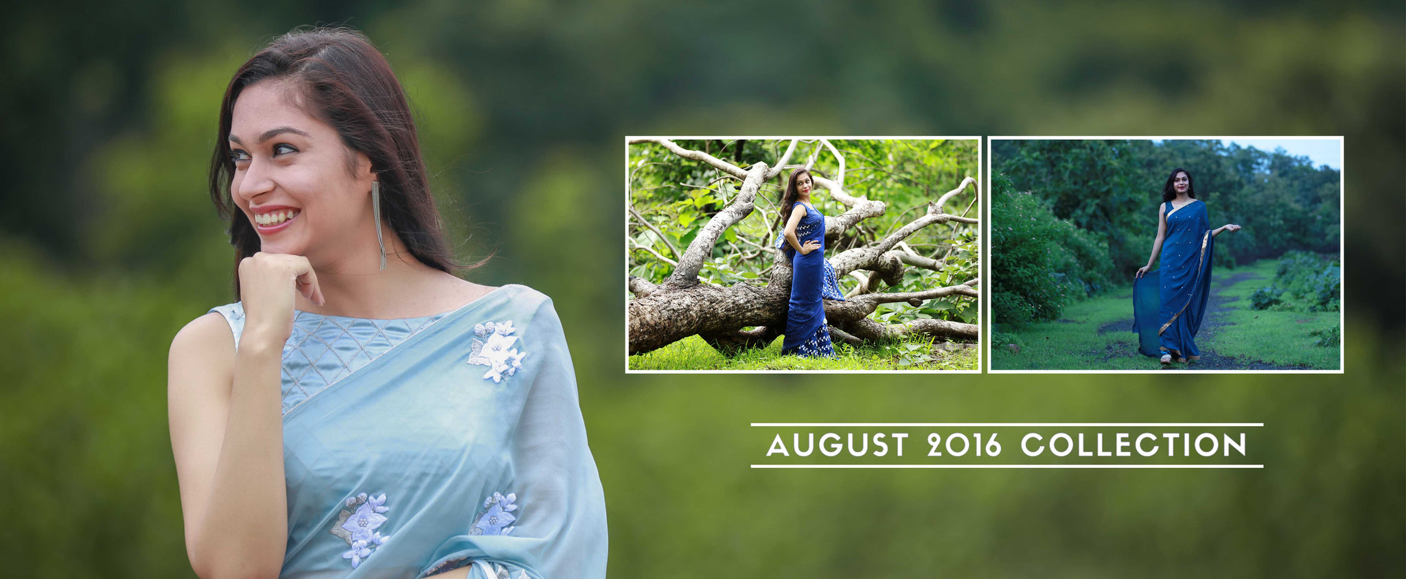 August 2016 Collection east and grace E&G