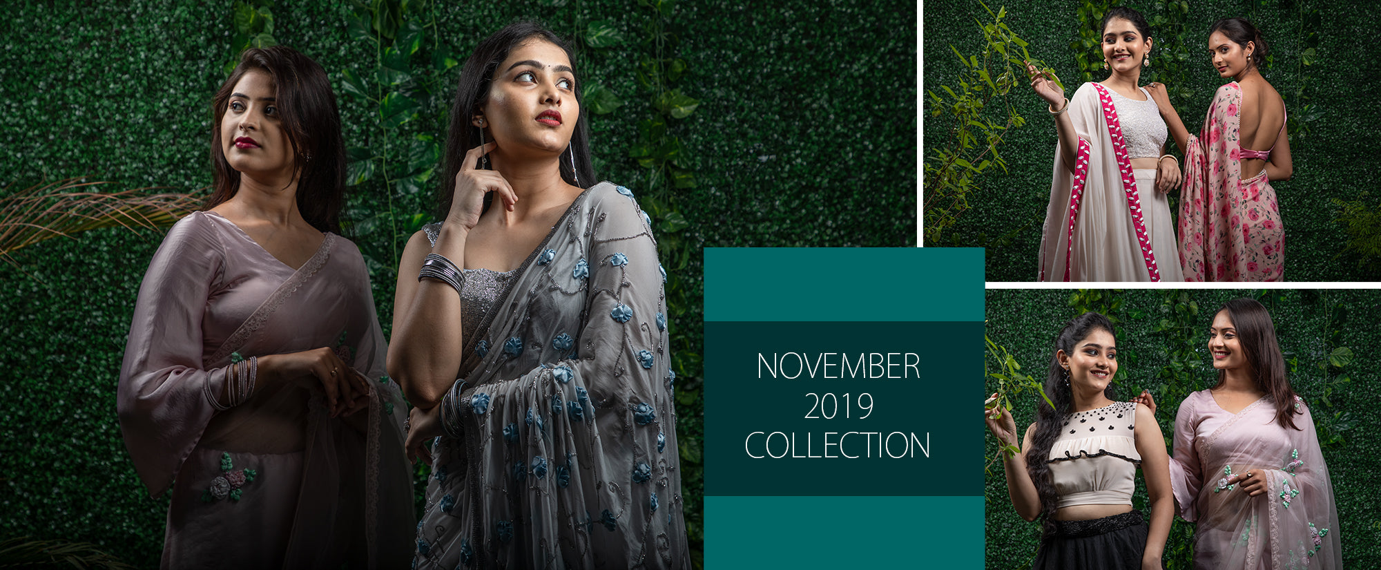 East and Grace November 2019 New Collection