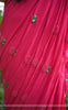 Pinkberry Modal Cotton Hand Embroidered Saree