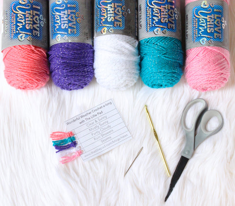 Crochet A Long with The Lillie Pad