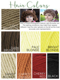 color chart for cabbage patch kid adult hats