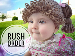 Cabbage Patch Hats - RUSH ORDER SERVICE Add-on