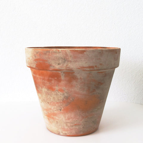 Weathered Terracotta Pot - Large