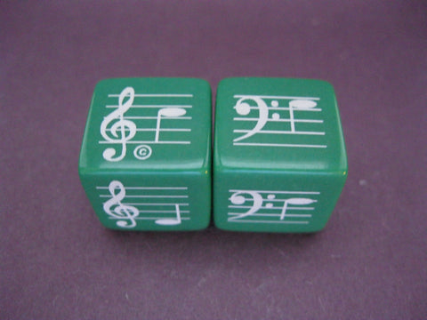 C 5 Finger Pattern Dice