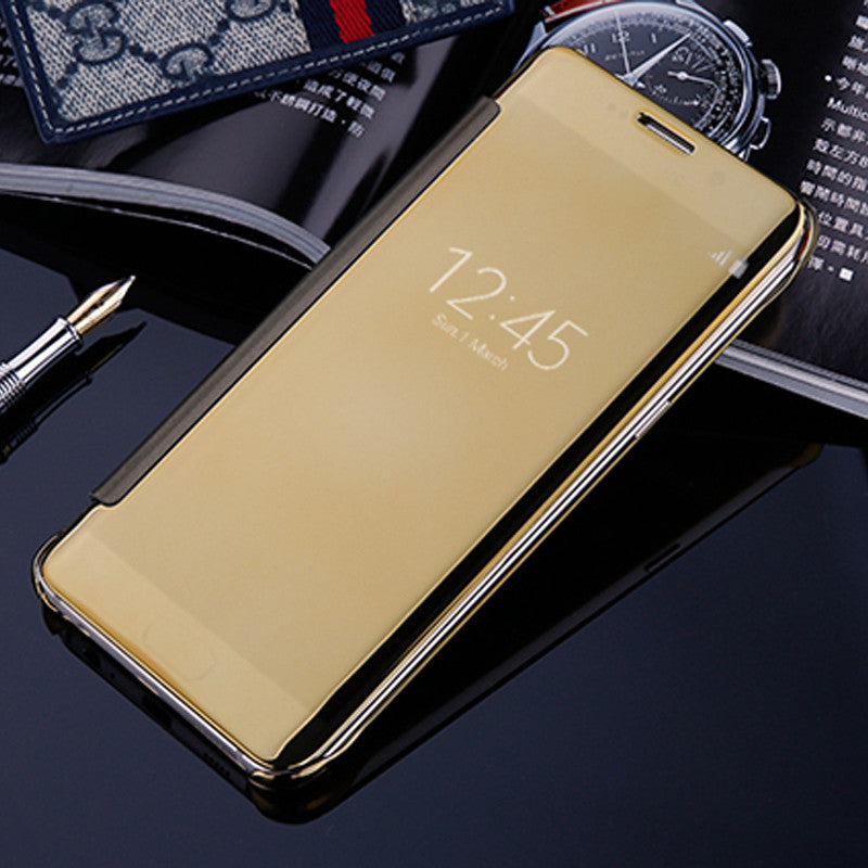 separation shoes 6b3bc 368ab Clear View Window Smart Cover For Samsung Galaxy S7 S7 Edge