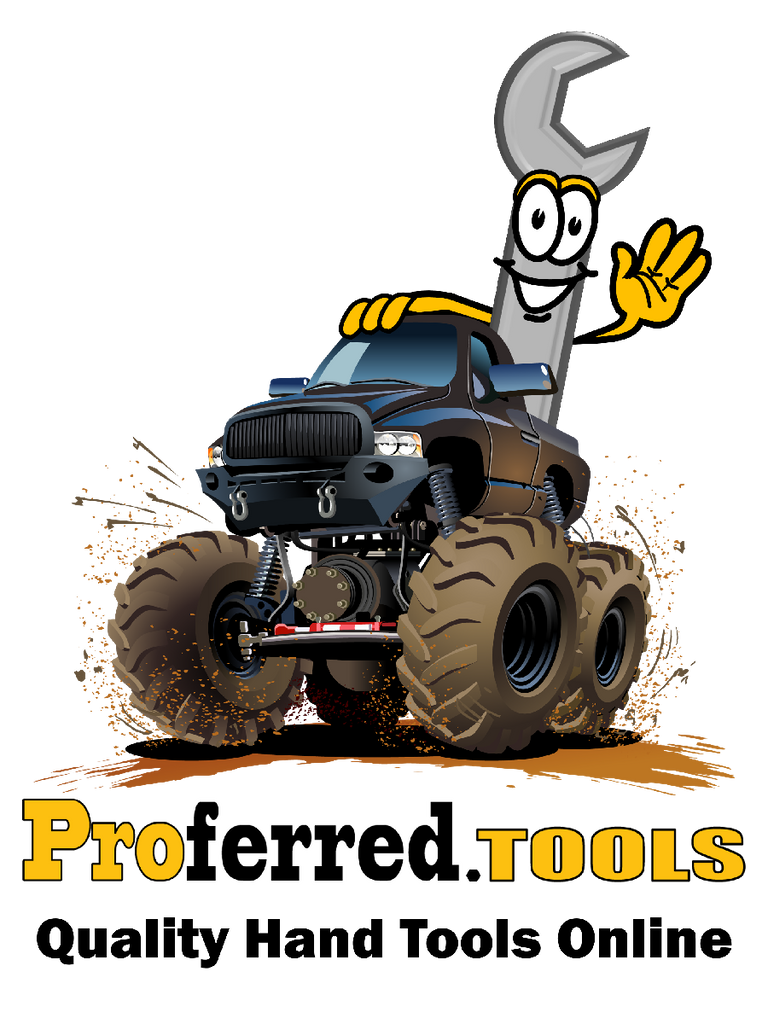 Proferred Tools at best price and prepaid freight on orders over $25.00