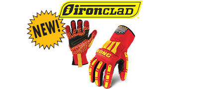 IRONCLAD® Gloves