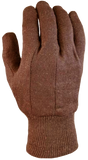 Brown Jersey Glove (12 pk)