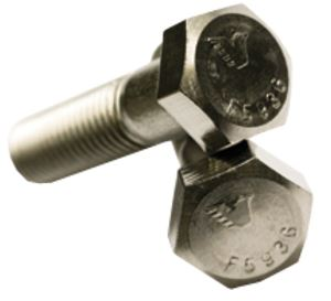 Hex Head Screws - Marine Grade 316 Stainless Steel