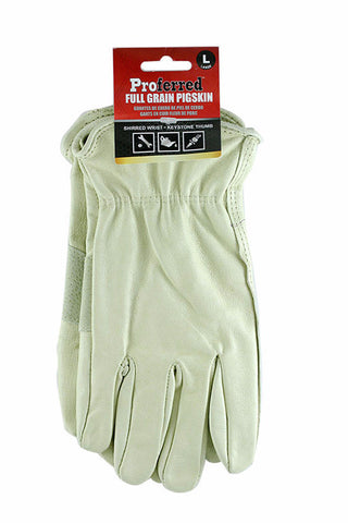 Full Grain Pigskin Gloves