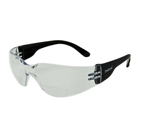 100 Series BiFocal Safety Glasses with Scratchcoat® Coating