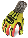 IRONCLAD® KONG® Full-Dipped Knit Cut 5 Gloves