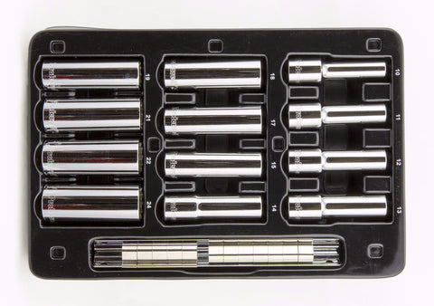 "1/2"" Drive Metric Socket Set"