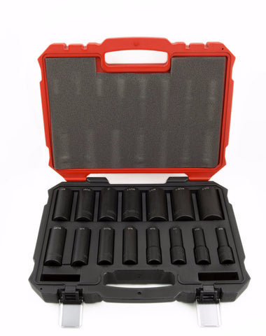 "1/2"" Drive Impact Socket Set"