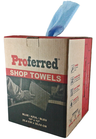 Proferred Shop Towels (pkg of 200)