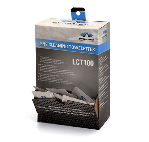 Lens Cleaning Towelettes (100 per box)