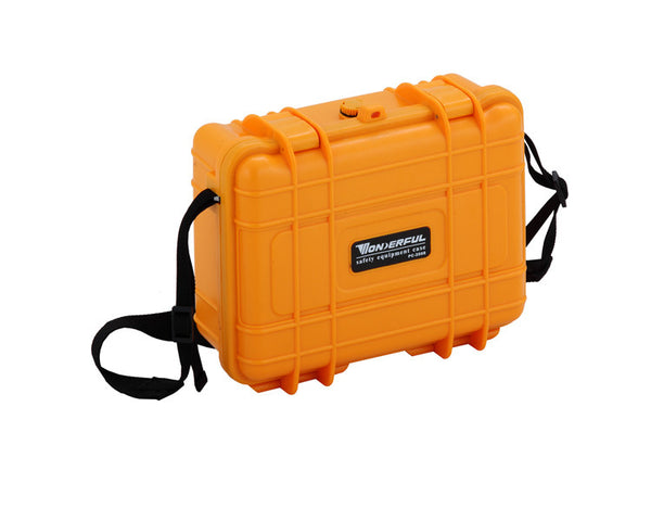 Waterproof Airtight Shockproof Sealed Case.