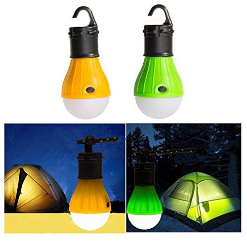 SPECIAL - Hanging 3 LED Camping Tent Light – OutPost City EXCLUSIVE!