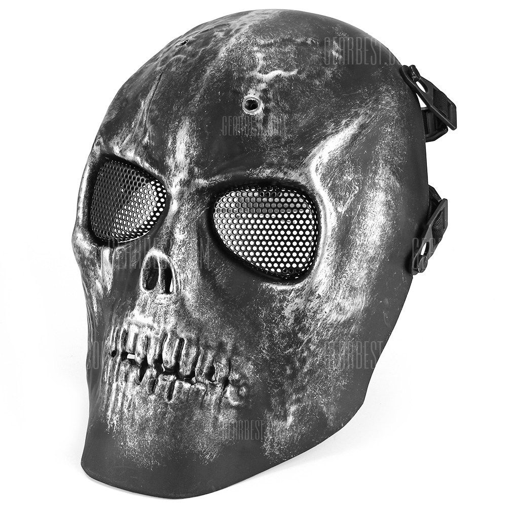 Skull Skeleton Full Face Protection Mask