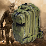 Military Tactical Men's Camping bag.