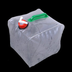 20L Portable Folding Water Bag.