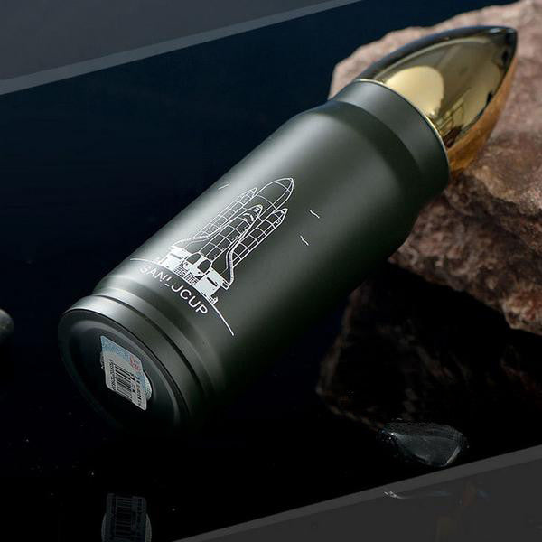 350ml Bullet Stainless Steel Vacuum Thermos