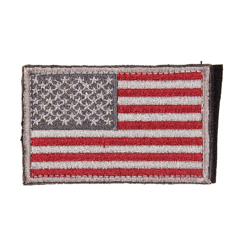 'The American' Patriotic Embroidered Military Patch