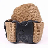 Adjustable Heavy Duty Combat Belt And Buckle Pair.