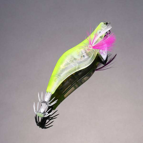 LED Squid Jigs Lures