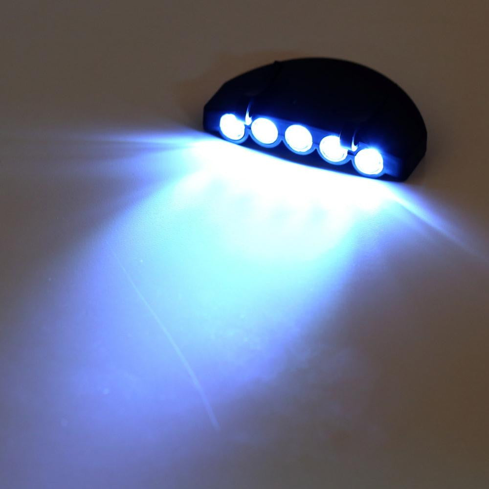 5 LED Head Light.
