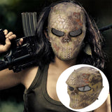 New Arrival Skull Mask Tactical Paintball Full Face Protection.